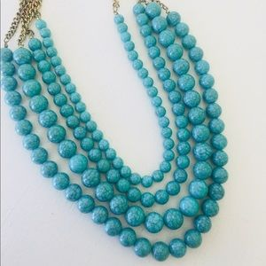 Any 2 for 40🛍 Baublebar Beaded Necklace-2 colors